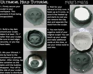 Ultracal Mold Tutorial