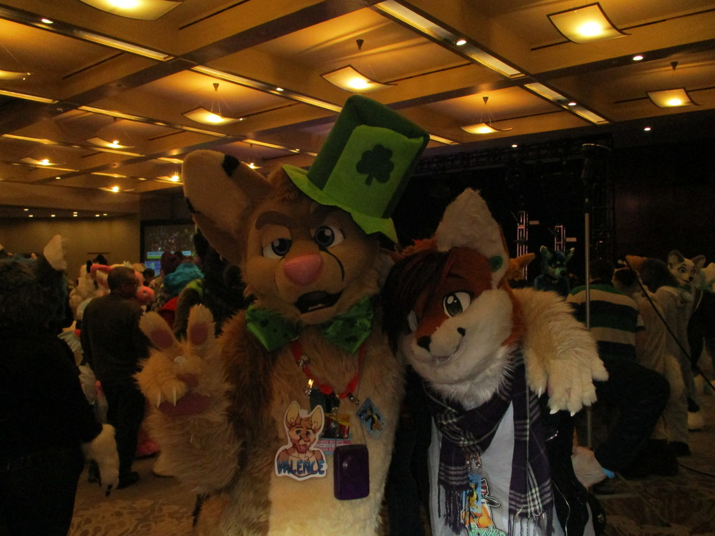 Furnal Equinox, Valence and FoxyPens