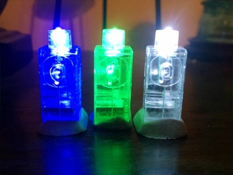 DIY LED lighting-Cheap and Easy!  No electronic fabrication required!
