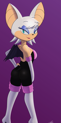 Rouge (Style test)