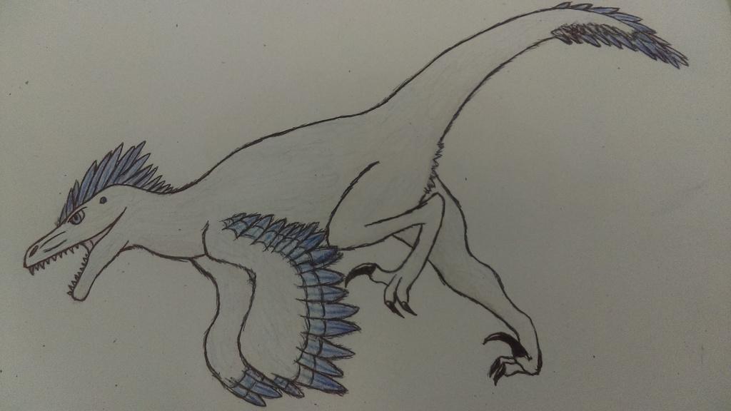 Quicksilver Raptor