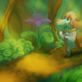 forest exploration
