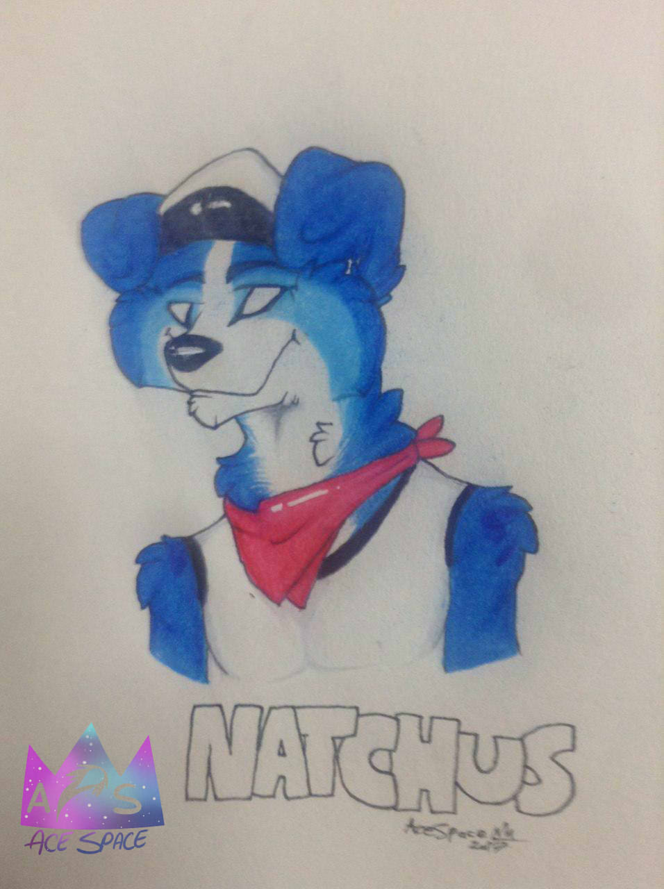 natchus badge