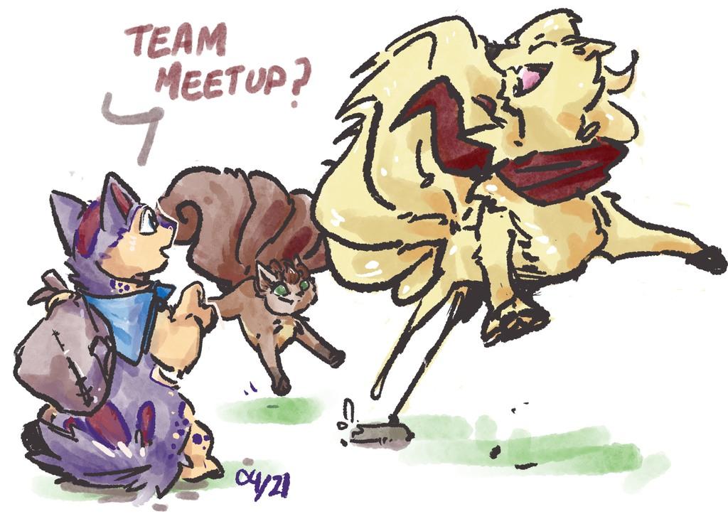 team meetup