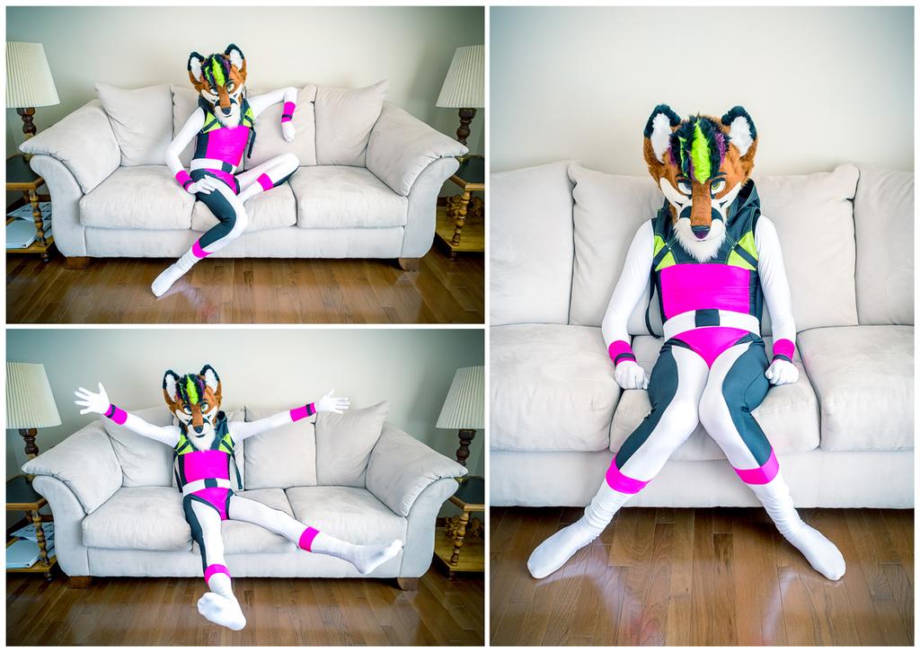 Pink Flash Foxx