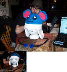 Pokemon Marill Hat