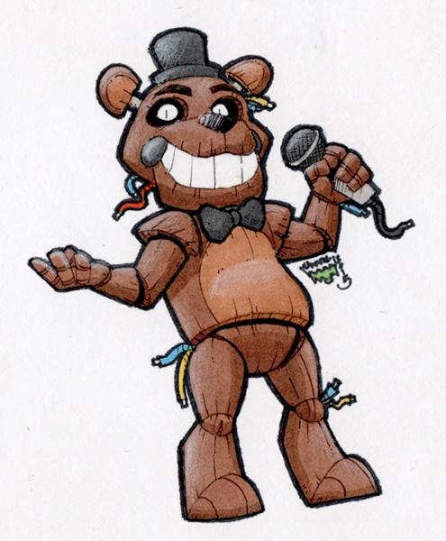 Chibi Freddy
