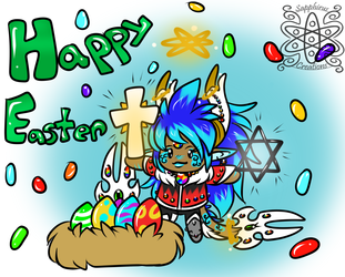 Happy Easter! +2018+