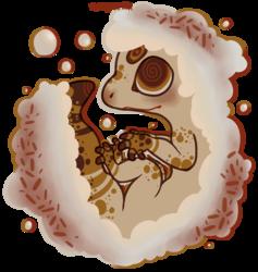 chai latte gecko