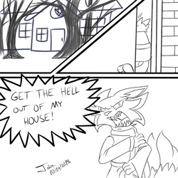 Spoopy Challenge Day 19: Haunted House
