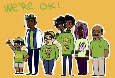 we're ok!