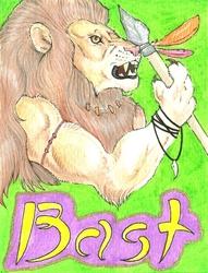 Bast 2012 badge-by Dogsoul