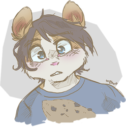 Confuzzled Chipmunk