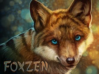 Foxzen Badge