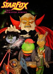 Starfox Poster Animated Series