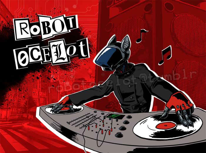 R-Robot Ocelot