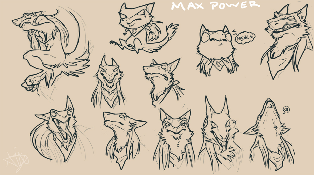 Max Study