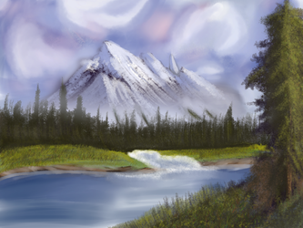 Mountain - Landscape