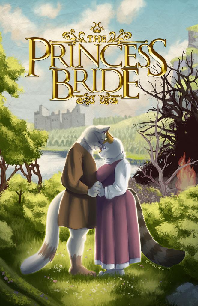 Comm - Princess Bride