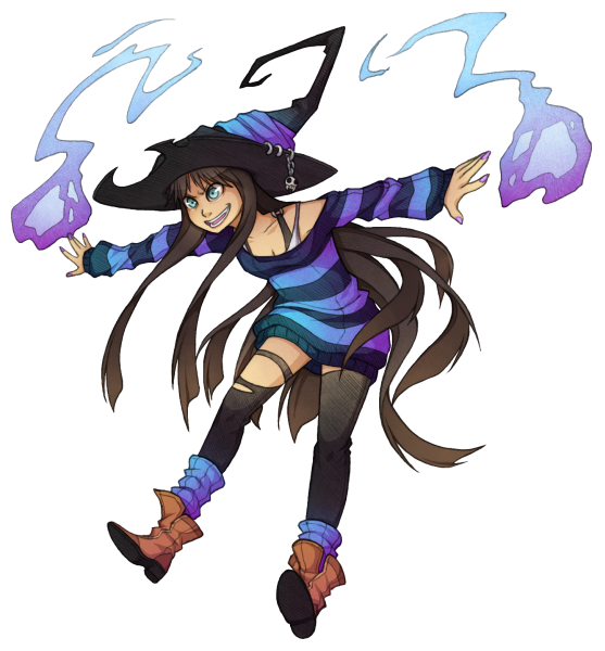 TiH: Witch