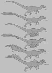Raptor Bois Doodle