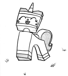 Week 49: Unikitty