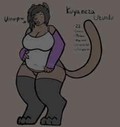 Kuya the Chubby Lioness