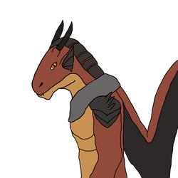 Pensive Dragon'bold