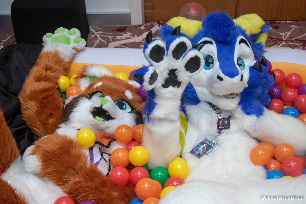 NeonFur 2018: The Ball Pit