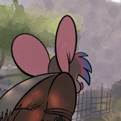 Shinobi Mouse