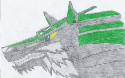 Wolf Link [OLD art]