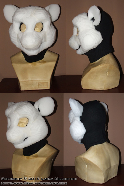 Pandared Mask Base