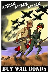1940's: War Bonds