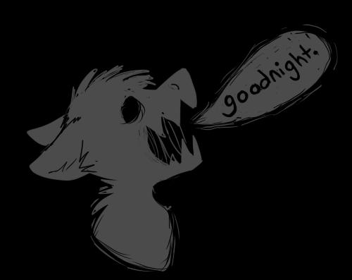 Most recent image: goodnight