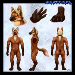 Nightfirer Character Sheet Ref Version 1