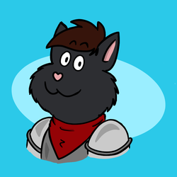 [Gift] - Sir Kain icon by Karo_is_here