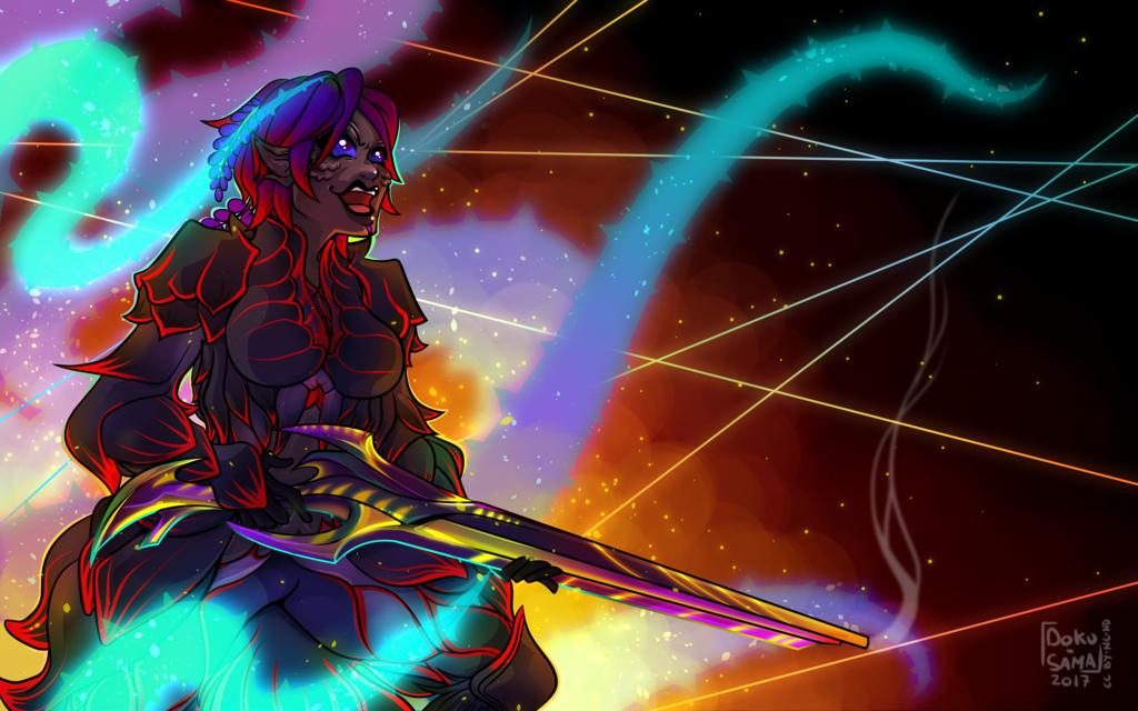 Most recent image: GW2 - Berserker