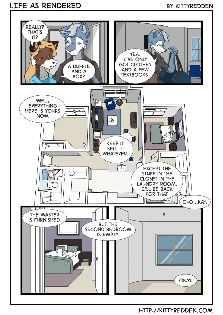 Life As Rendered - A05P33