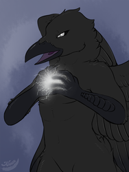 Magic Raven