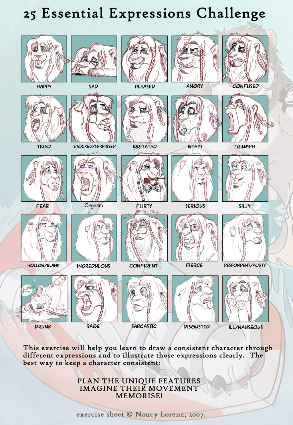 25 Essencitial Expressions Challenge