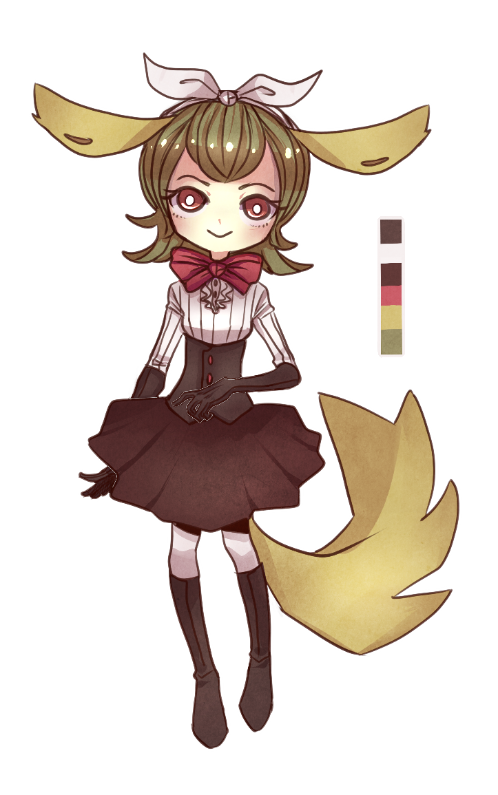 Closed adoptable but I like the drawing