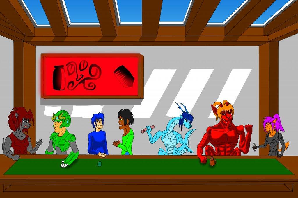 At The Saki Bar [remake]