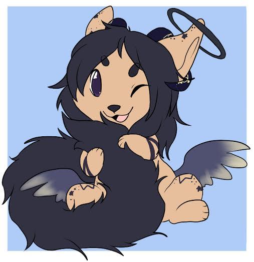 Tail Hugs!