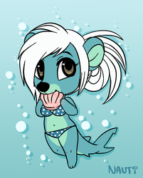 Ottershark Chibi