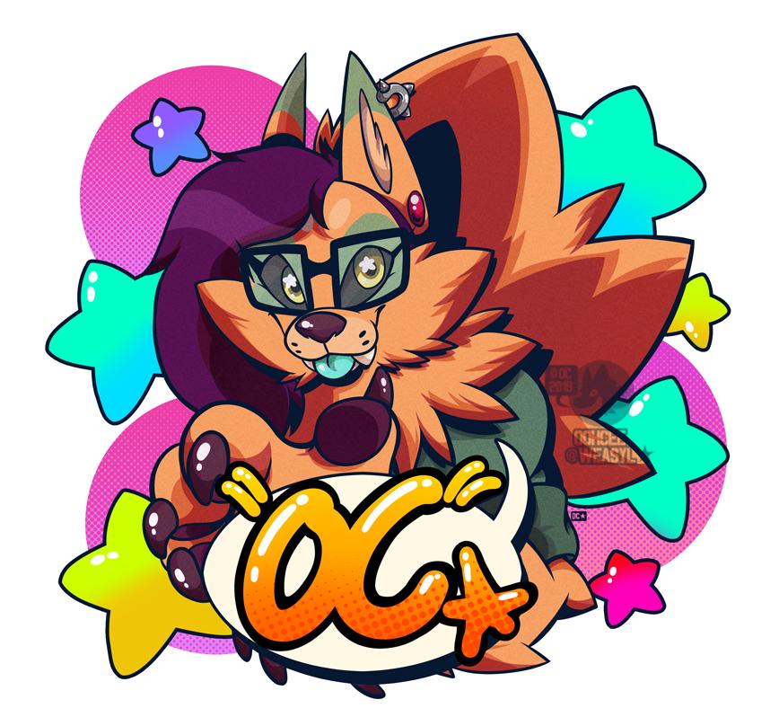 - OC Badge 2019 -