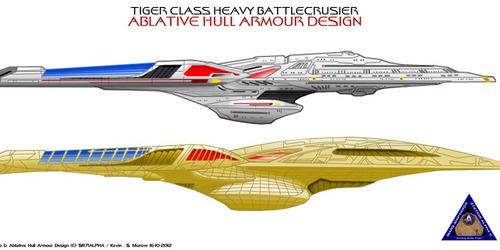 Tiger Class AHA Design