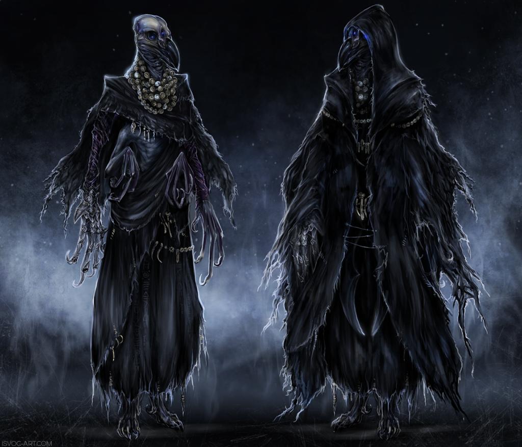 Anathema - Character Design
