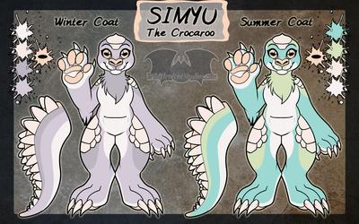 Simyu the Crocaroo