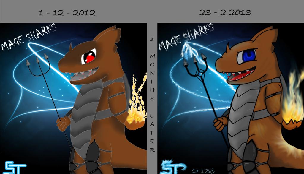 Magi Shark [Improved]