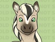 Adoptable - Horse